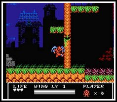 Gargoyles Quest 2 NES ScreenShot2